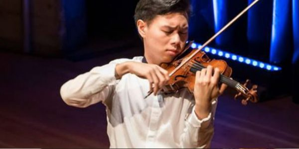 Canadian Timothy Chooi Awarded 1st Prize at Hannover's Joseph Joachim Competition