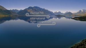 2021 MICHAEL HILL INTERNATIONAL VIOLIN  COMPETITION CANCELLED